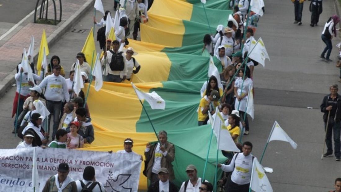 Dignidad de las Víctimas del Genocidio Contra la UP