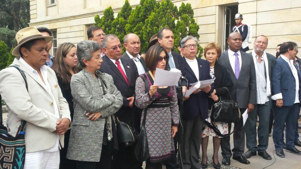 ¡Guerra nunca más!, ¡Paz Ya!: Pronunciamiento comités a favor del SÍ al Acuerdo de Paz